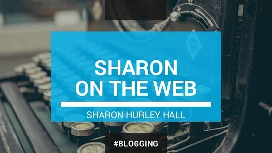 SHARON ON THE WEB