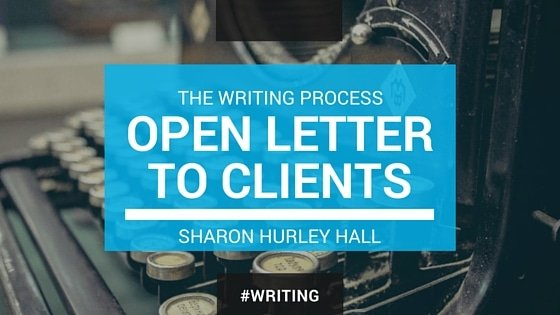 OPEN LETTER TO CLIENTS