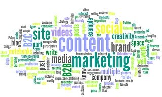 Content Marketing - photo by Digital Ralph/Flickr