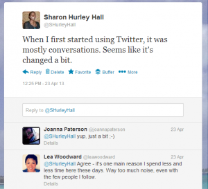 Social Media and Your Business - What Happens After the Tweet?