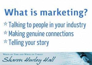 Marketing My Business–An Evolution