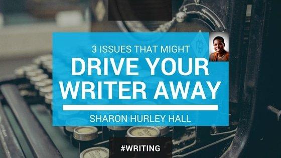 drive writer away
