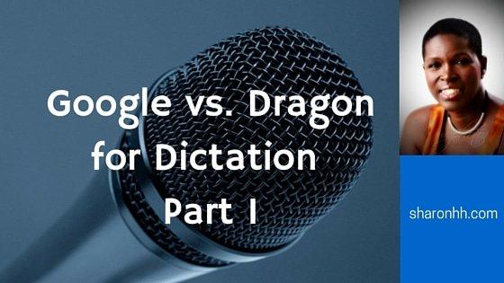 Google vs Dragon 1
