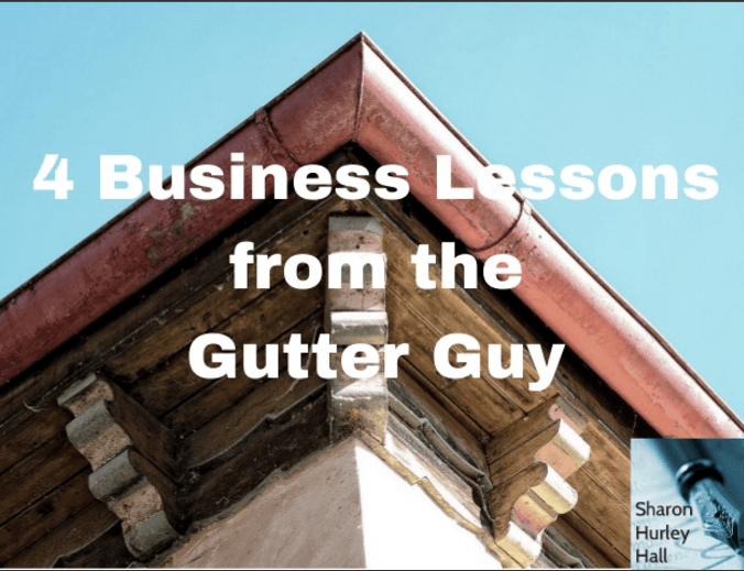 Business Lessons – They're Everywhere! [Slideshare]