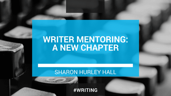 Writer Mentoring – A New Chapter