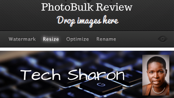 Tech Sharon - PhotBulk Review