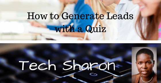 How to Create a Lead Generation Quiz with Interact